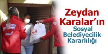 Zeydan Karalar'ın Sosyal Belediyecilik Kararlılığı