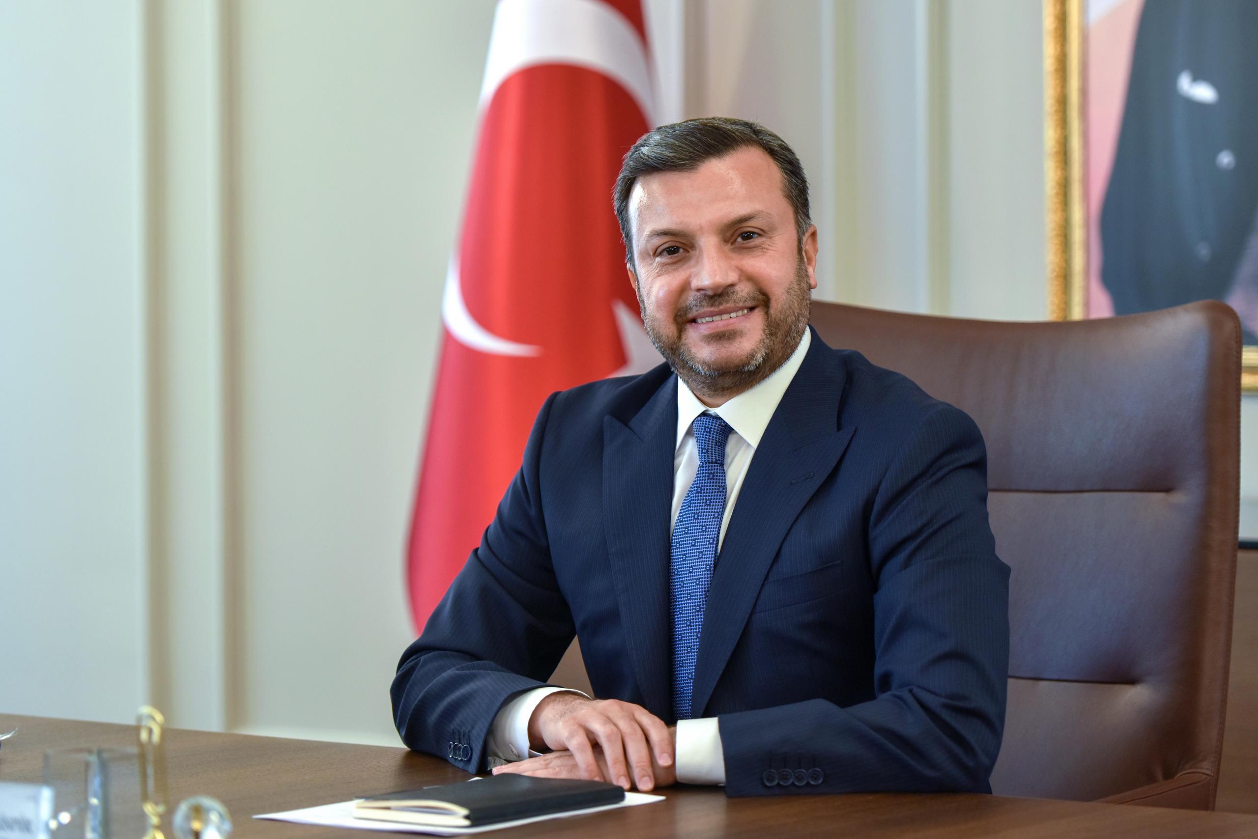 Başkan Kocaispir'in Ramazan-I Şerif Mesajı
